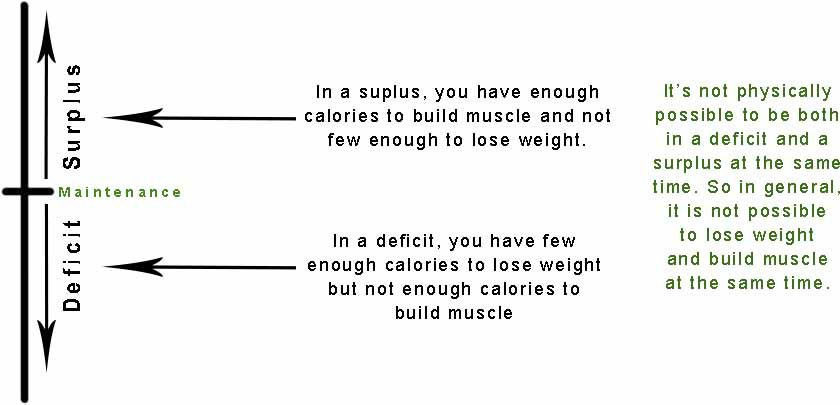 The Definitive Guide On How To Cut Weight And Get Lean Without Fail